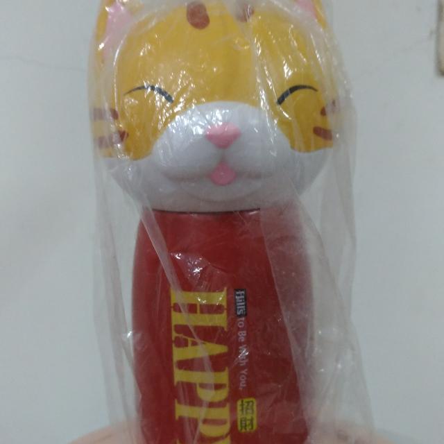 招財貓保溫杯 #50元生活物品