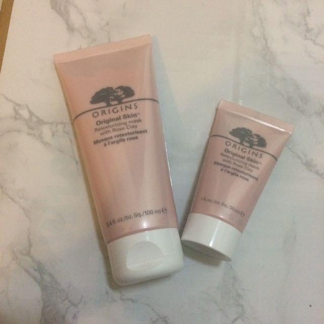 品木宣言 天生麗質粉美肌面膜