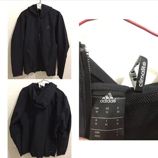 Adidas Sweat Jacket