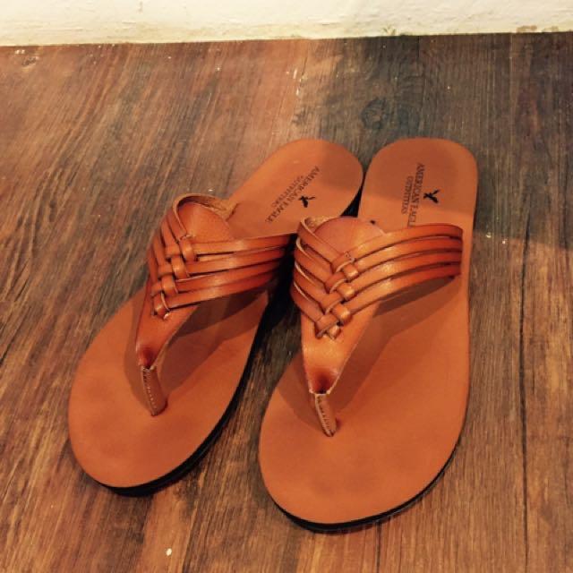 AE拖鞋 正品
