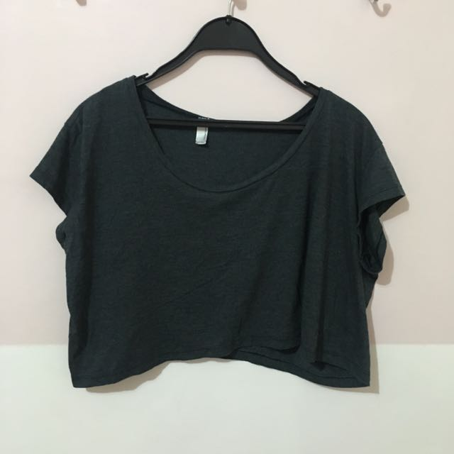 American Apparel Cropped Top