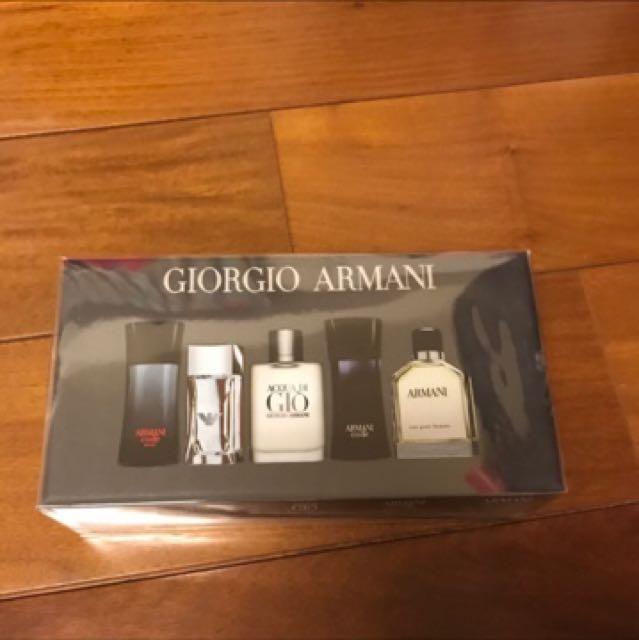 Armani香水