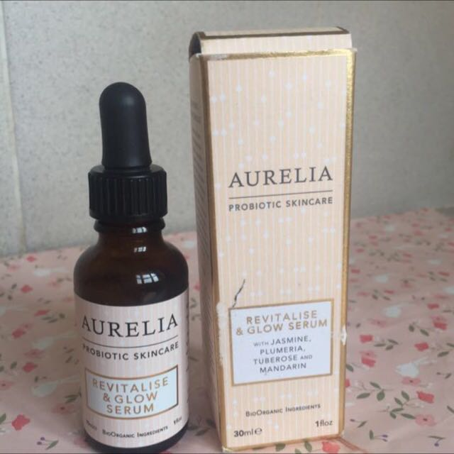 AURELIA GLOW & REVITALISE SERUM