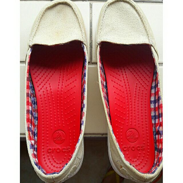 Authentic Crocs Loafers