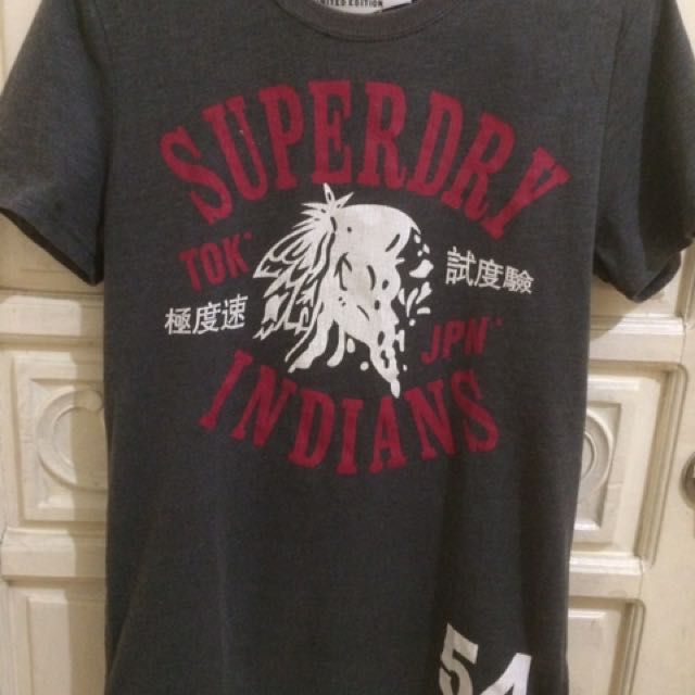 Authentic Superdry Shirt