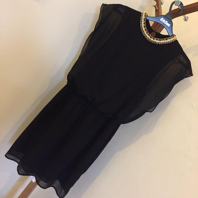 Authentic Warehouse Mini Dress