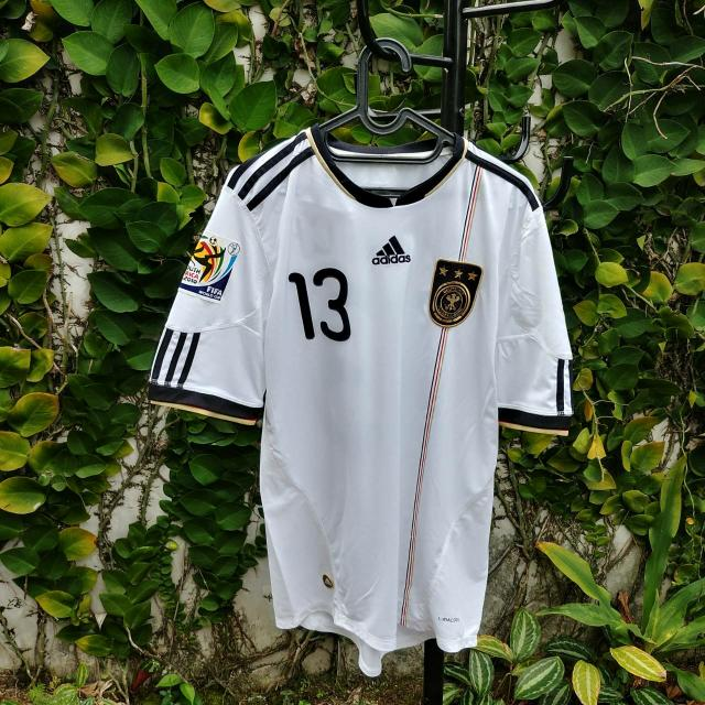 BALLACK Jersey Tim German 2010 World Cup