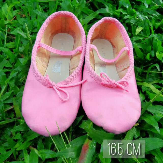 Ballet Shoes For 3 Yrs Old. 16.5cm. Ballerina shoes