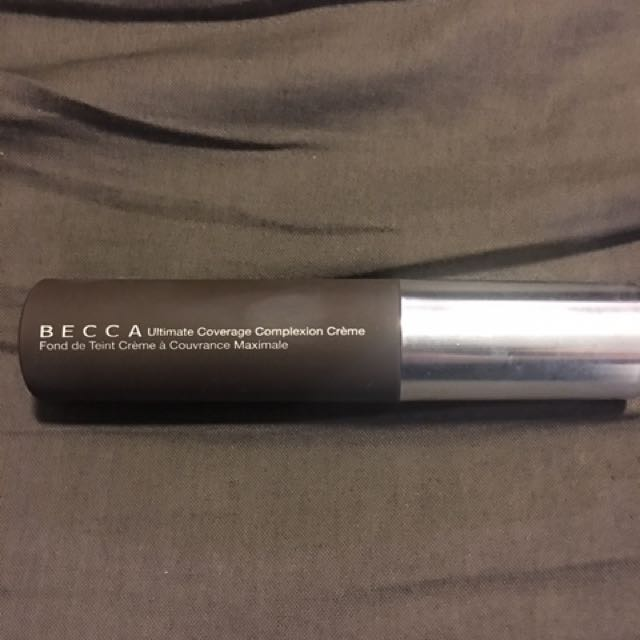 Becca Ultimate Coverage Complexion Creme Foundation Porcelain
