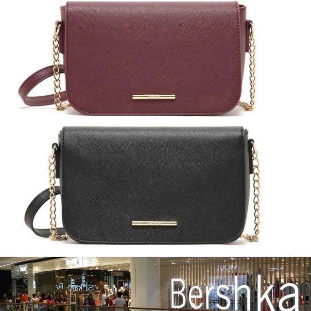 BERSHKA mini combi chain slingbag ORIGINAL