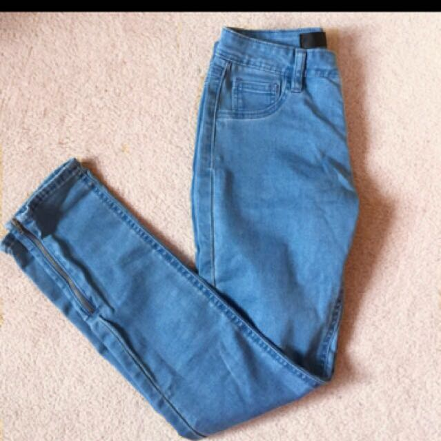 Blue Jeans Size 10