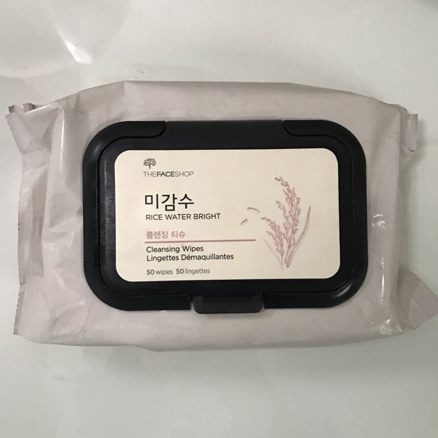The Face Shop Face Wipes