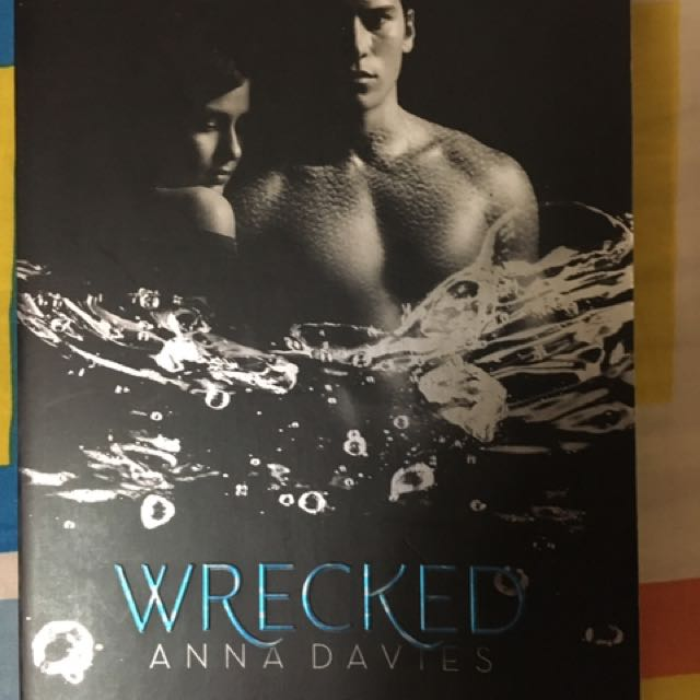 Book: wrecked