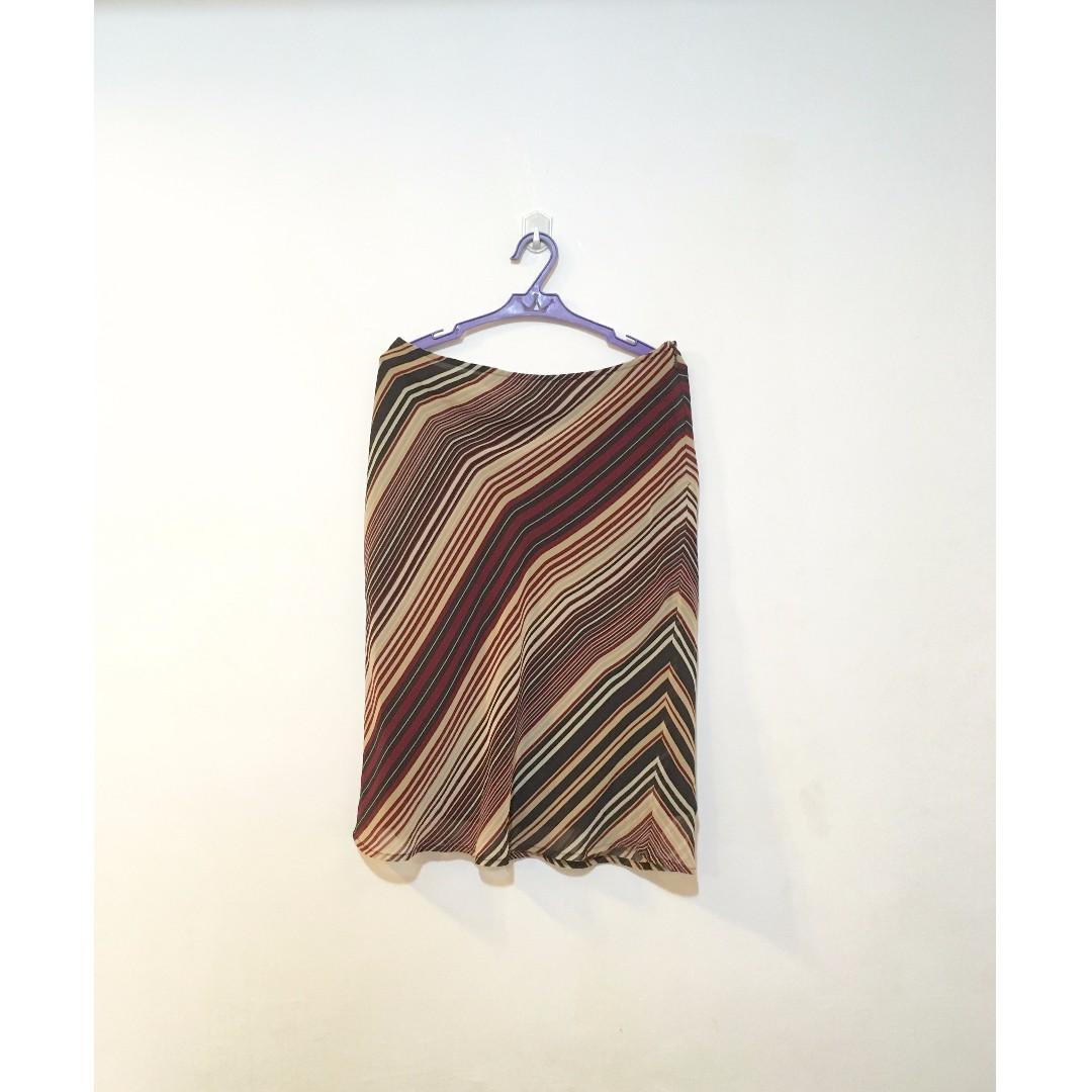 Brownie Tribal Chiffon Skirt