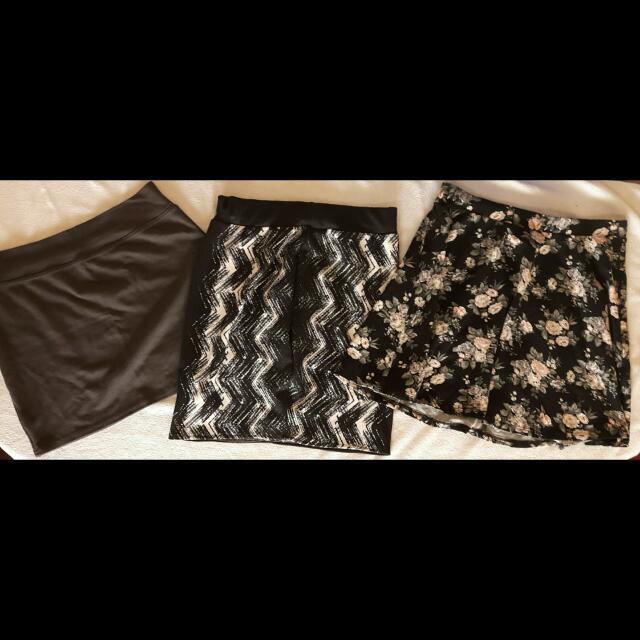 Bundle Mini Skirts
