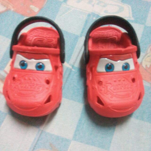 cars slippers
