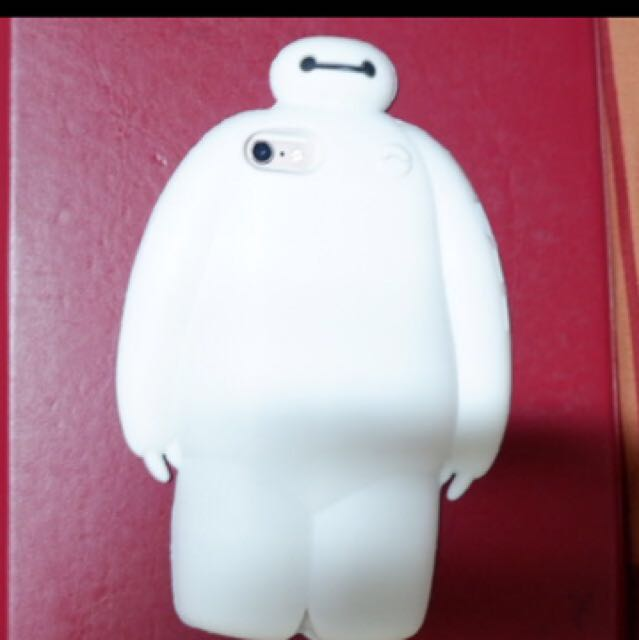 case baymax iphone 6S