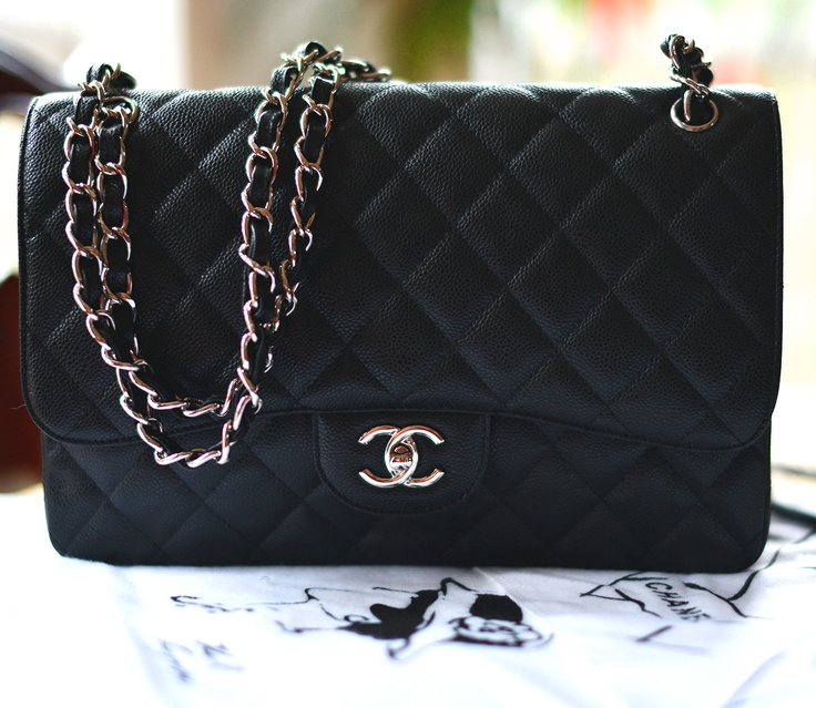 chanel jumbo caviar luxury bags wallets on carousell. Black Bedroom Furniture Sets. Home Design Ideas