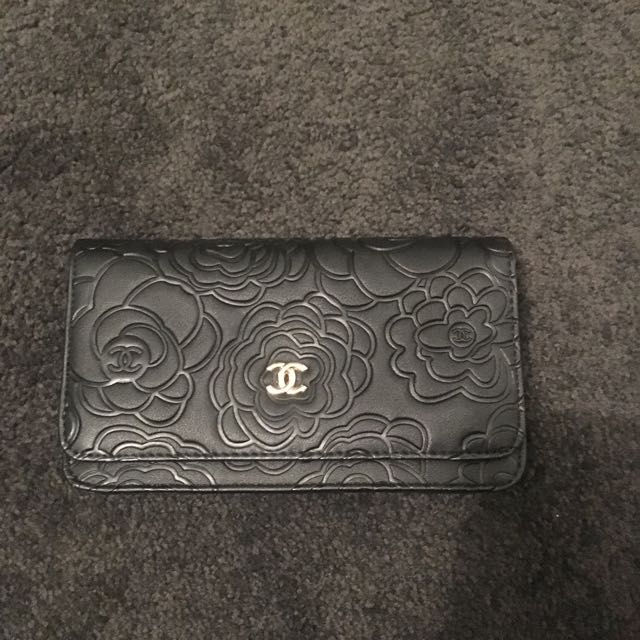 Chanel Wallet Clutch Bag