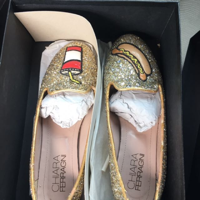 Chiara Ferragni Flat Shoes