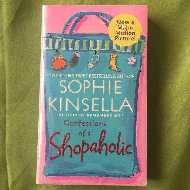 Confessions of a Shopaholic - S. Kinsella
