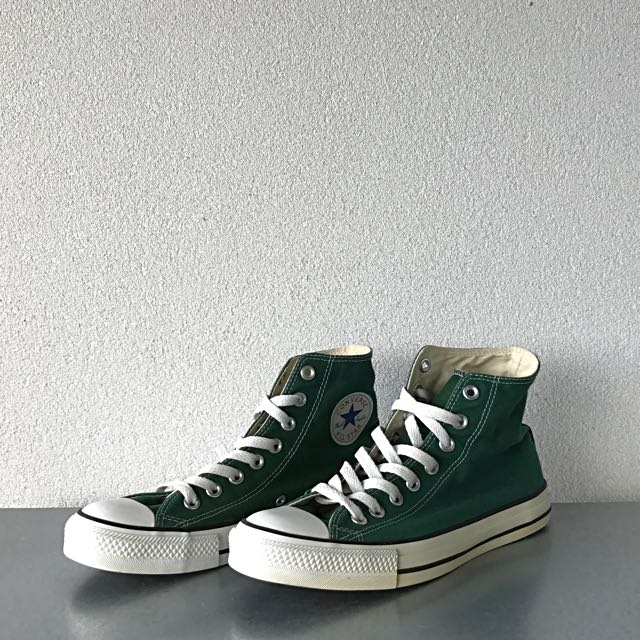 Converse Chuck Taylor All Star Classic High Top, Green