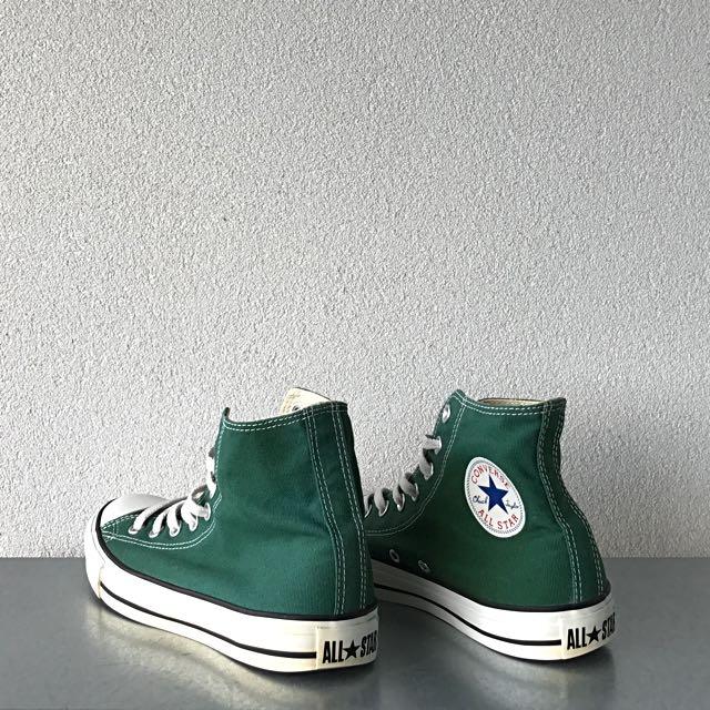 Converse Chuck Taylor All Star Classic High Top, Green