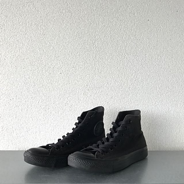 Converse Chuck Taylor All Star Classic High Top, Black