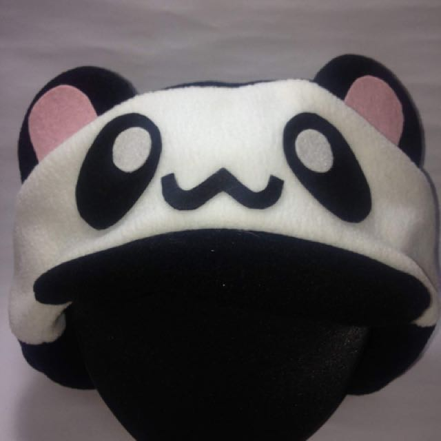 Cosplay kawaii panda hat