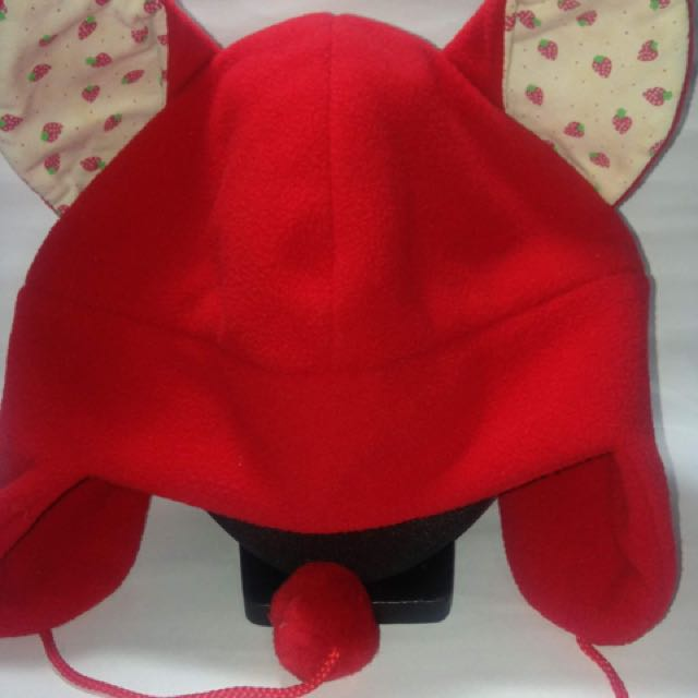 Cosplay poppy kitty hat