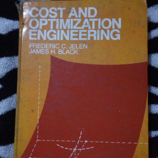 Cost And Optimization Engineering