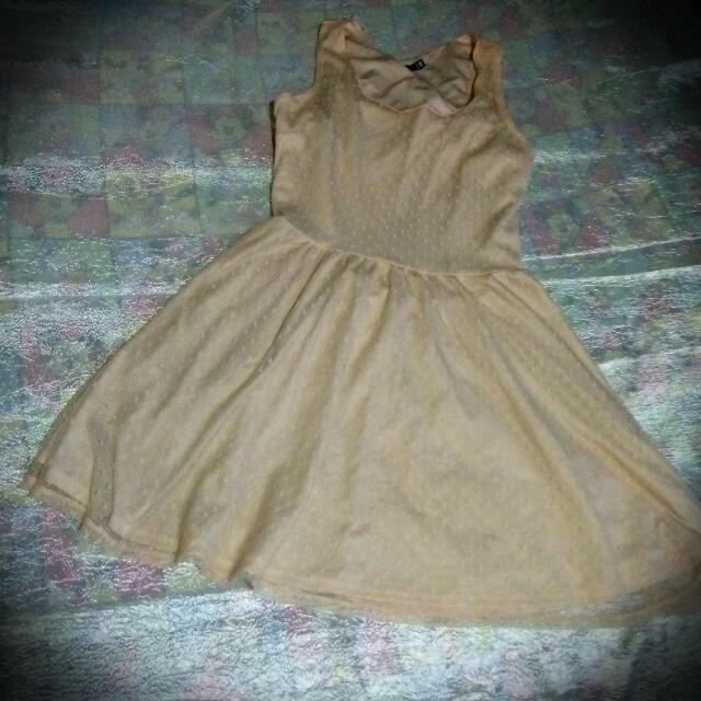 Crossedback Dress