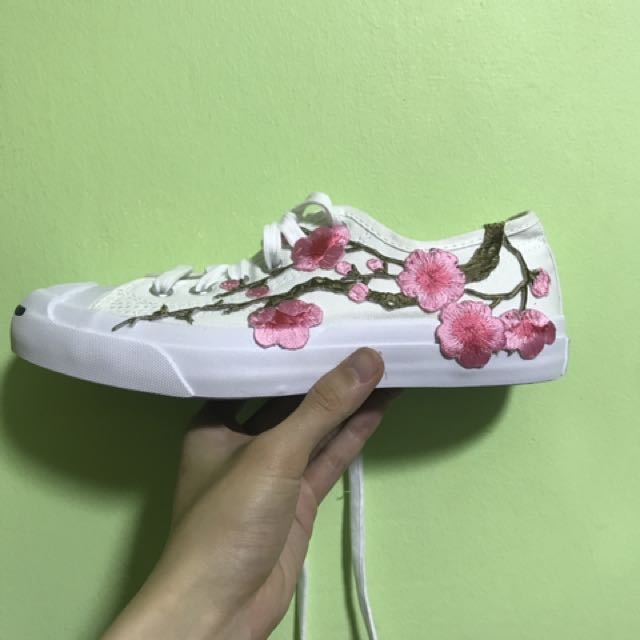 custom jack purcell or any other shoes