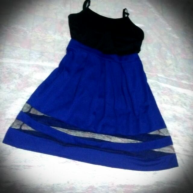 Repriced!!! Dark Blue Skirt