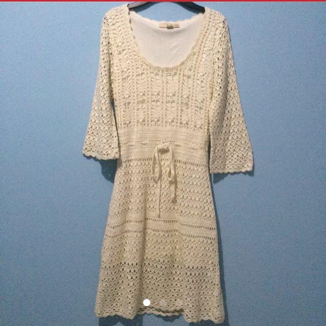 Dress Forever 21 (knited)