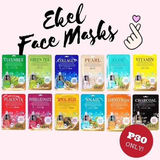 Ekel Face Mask