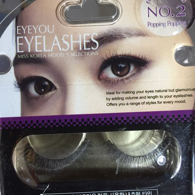 Eyeyou Fake Lashes