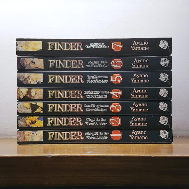 FINDER Vols. 1-7