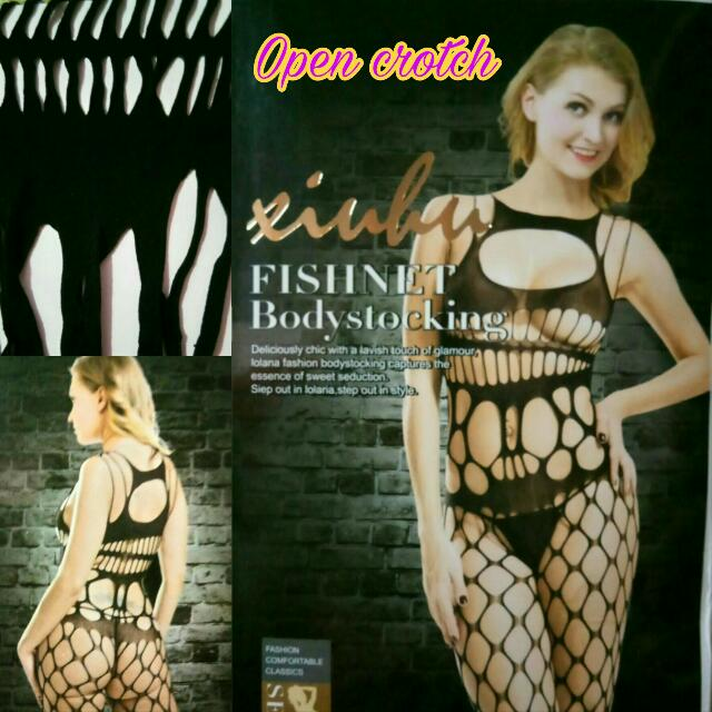 Fishnet Body Stockings