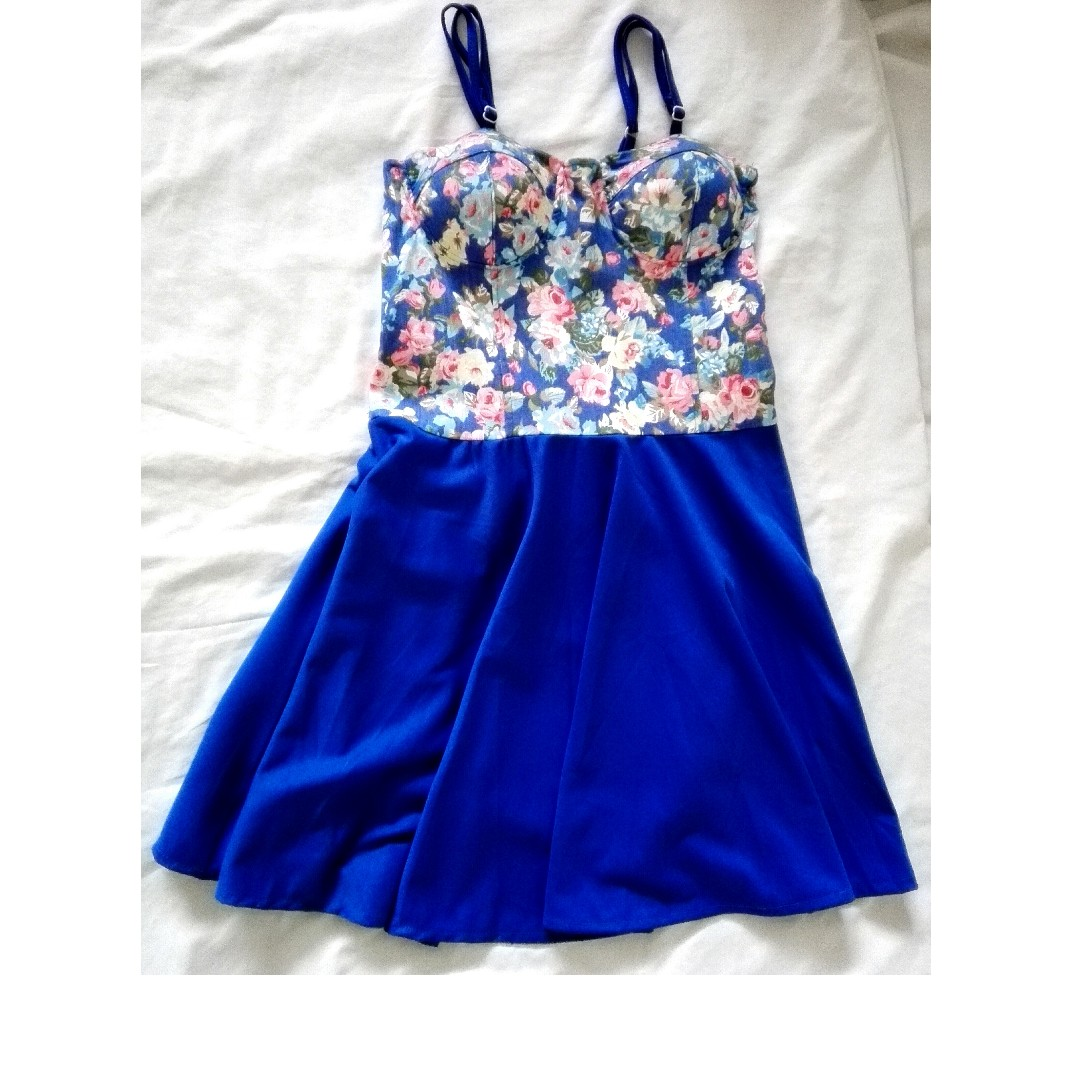 Floral Buster Dress