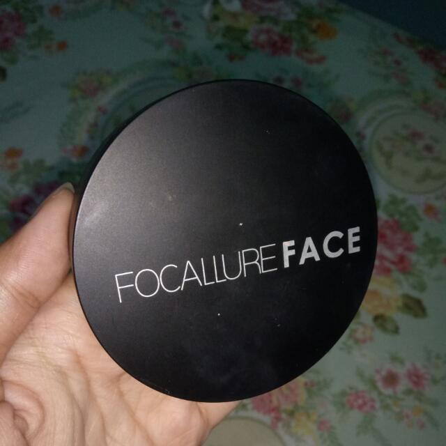 TURUN HARGA!!  Focallure Pressed Powder Shade 03 (for Tan Skin Tone)