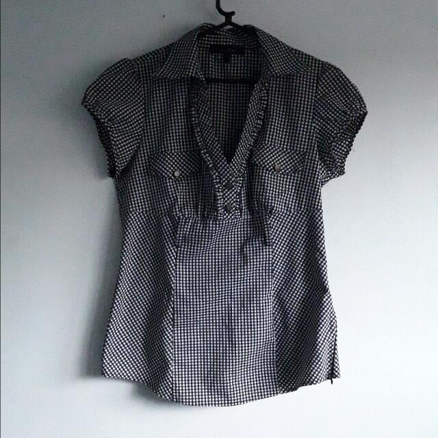 Formal Blouse Top