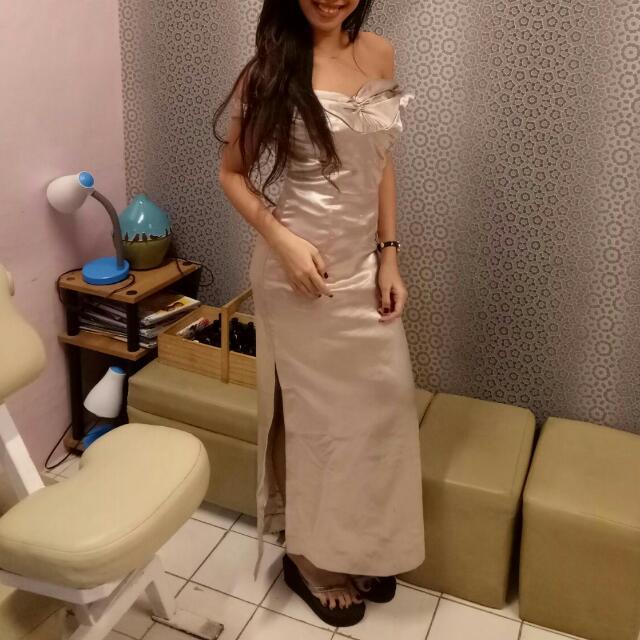 Formal Long Dress . Long Gown