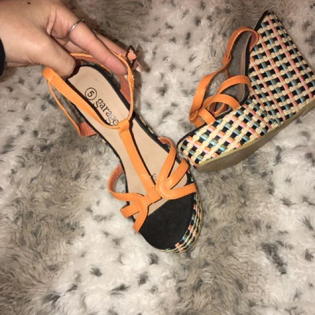 Garage Shoes