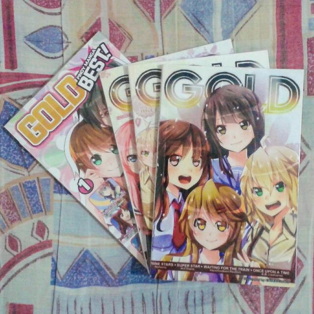 GOLD Manga
