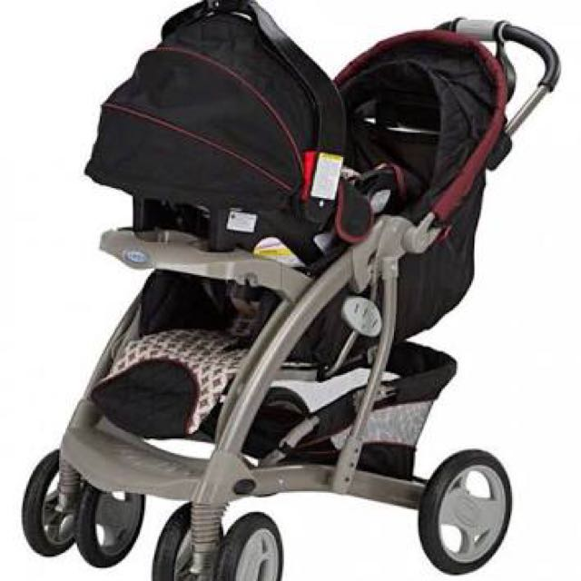 Graco Travel system - Car seat And Stroller
