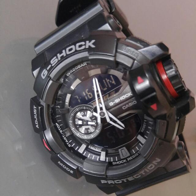 on sale 60fc2 81244 G-Shock GA-400 (5398), Men's Fashion, Watches on Carousell