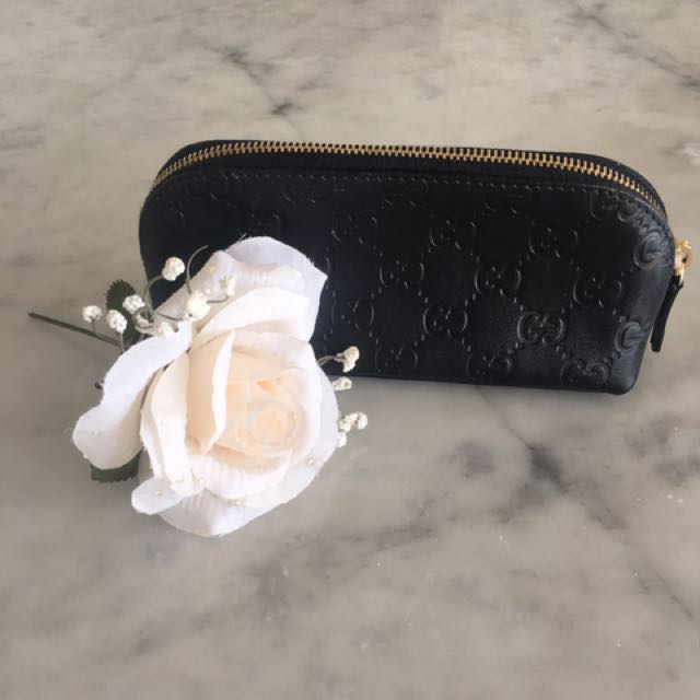 Gucci Cosmetic Pouch