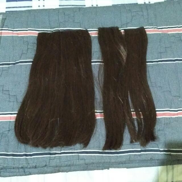 Hairclip Lurus Kualitas Bagus Murah