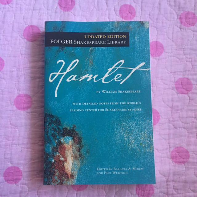 HAMLET by W. SHAKESPEARE *Updated Edition*